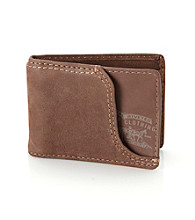 Levi's® Men's Front Pocket Wallet - Brown