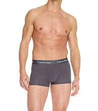 Calvin Klein Men's Trunks - Gray