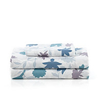 LivingQuarters Easy Care Microfiber Sheet Sets - Petals