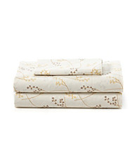 LivingQuarters Easy Care Microfiber Sheet Sets - Buds