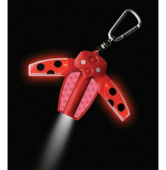 Datexx® Sentina Lighting Bug - LED Safety Light on a Clip Hanger