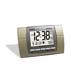 Datexx® Sentina Radio Control LCD Clock
