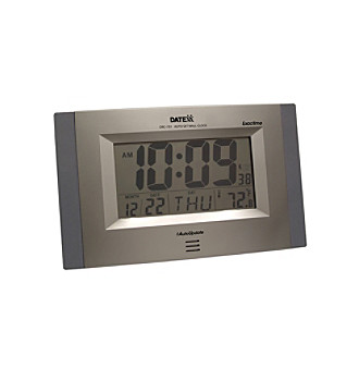 Datexx® Sentina Radio Control Wall Clock