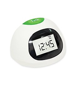 Datexx® Sentina Talking Alarm Clock and Temperature