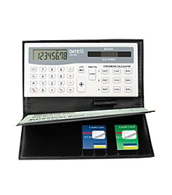 Datexx® Sentina 3 Memory Checkbook