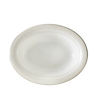 Waterford® Ballet Icing Pearl™ Open Vegetable Platter