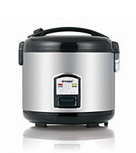 Oyama® 7-cup Stainless Steel Rice Cooker