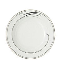 Waterford® Ballet Ribbon Rim Soup Plate
