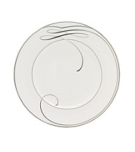 Waterford® Ballet Ribbon White Accent Plate