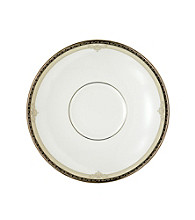 Waterford® Brocade Saucer