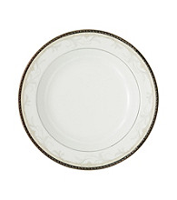 Waterford® Brocade Rim Soup Plate