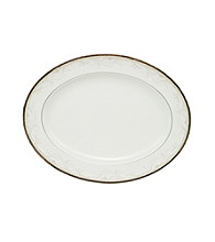 Waterford® Brocade Oval Platter