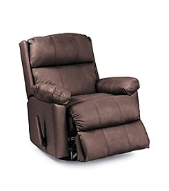Lane® Timeless Brown Recliner