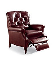 Lane® Belle High-Leg Berry Recliner
