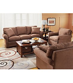 HM Richards® Benson Khaki Microfiber Living Room Furniture Collection