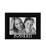 Malden Black Sentiment Frame - I Love Mom