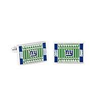New York Giants Field Cufflinks
