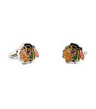 Chicago Blackhawks Cufflinks