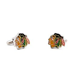 NHL® Chicago Blackhawks Cufflinks
