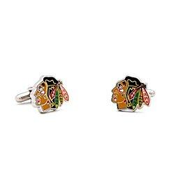 NHL® Chicago Blackhawks Cufflinks