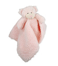 Stephan Baby Super Soft & Fluffy Plush Blankie - Pink