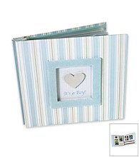 Stephan Baby Vintage Scrapbook - Blue