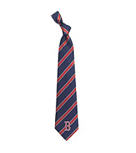 MLB® Boston Red Sox Men's Necktie - Logo Stripe
