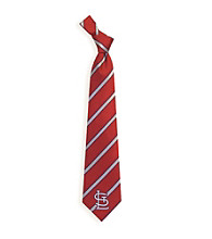 MLB® St. Louis Cardinals Men's Necktie - Logo Stripe
