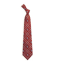 MLB® St. Louis Cardinals Men's Necktie - Logo Diamond