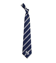 MLB® New York Yankees Men's Necktie - Logo Stripe