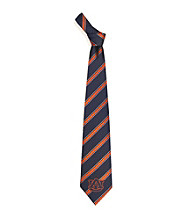 NCAA® Auburn University Men's Necktie - Logo Stripe