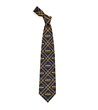 NCAA® University of Michigan Men's Necktie - Logo Diamond