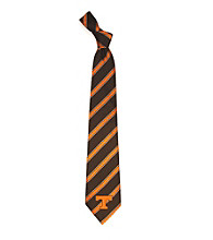 NCAA® University of Tennessee Men's Necktie - Logo Stripe