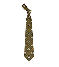 NFL® Green Bay Packers Men's Necktie - Logo Diamond