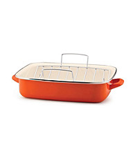 Rachael Ray® Orange Enamel On Steel 16.5