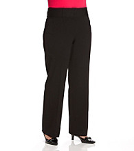 Rafaella® Plus Size ErgoFit® Shape Pants