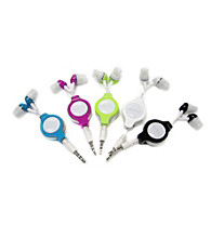 Kinyo KY-11003 Retractable Earbuds