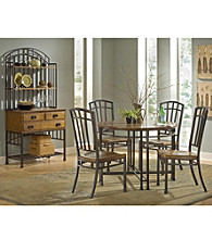 Home Styles® Twin Falls Dining Room Collection - Oak