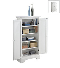 Home Styles® Boca Media Cabinet - White