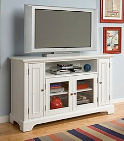 Home Styles® Boca Entertainment Credenza - White