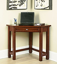 Home Styles® Cambridge Corner Laptop Desk - Cherry