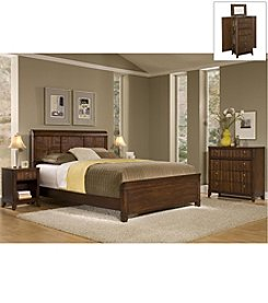 Home Styles® Mahogany Bordeaux Bedroom Collection