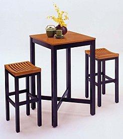 "Home Styles® 29"" Bar Stool - Oak"