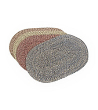 ITM Oval Braided Rugs