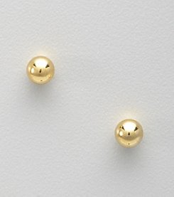 Lauren Ralph Lauren Small Stud Goldtone Earrings