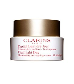 Clarins VITAL LIGHT DAY Illuminating Anti-aging Cream For All Skin Types
