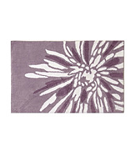 Bacova® Flower Power Cotton Bath Rug