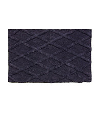 Bacova® Argyle Cotton Bath Rug