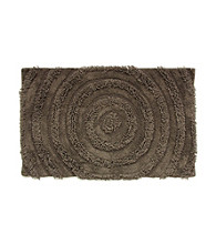 Bacova® Spiral Loops Cotton Bath Rug
