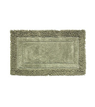 Bacova® Framed Racetrack Cotton Bath Rug